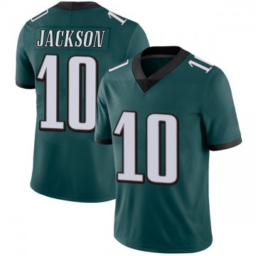 Youth DeSean Jackson Philadelphia Eagles Limited Green Midnight Team Color Vapor Untouchable Jersey