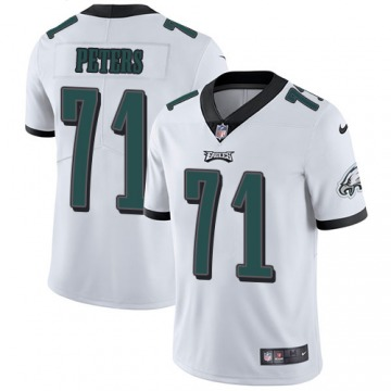 Youth Jason Peters Philadelphia Eagles Limited White Jersey